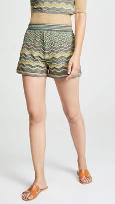 M Missoni Pull On Shorts