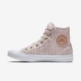 Converse Chuck Taylor All Star Herringbone Mesh High Top Women's Shoe
