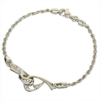 Star Jewelry Sterling Silver 925 Design Chain Bracelet
