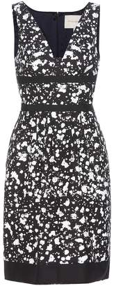 Carolina Herrera Printed cotton dress