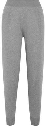 Stella McCartney Wool Track Pants - Gray