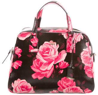 Kate SpadeKate Spade New York Floral Leather Satchel