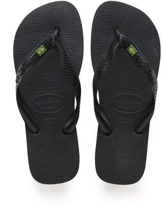 Havaianas Brasil Rubber Flip Flops-UK 3-4