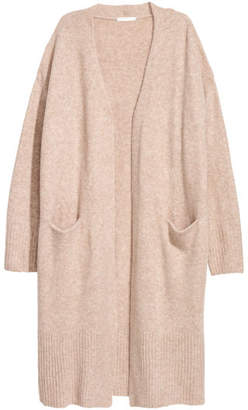 H&M Long Cardigan - Beige