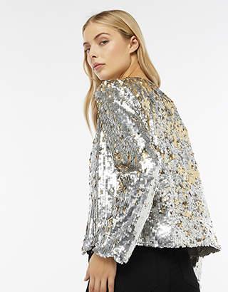 Juliet Sequin Jacket