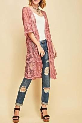 Entro The Alexa Kimono