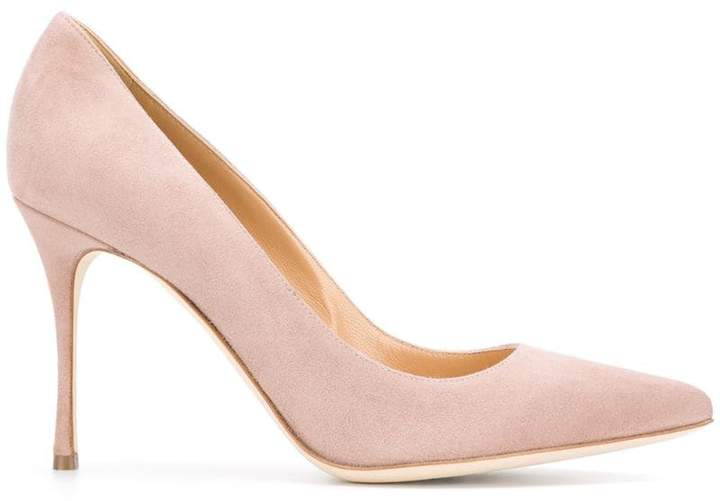 Sergio Rossi classic pointed pumps