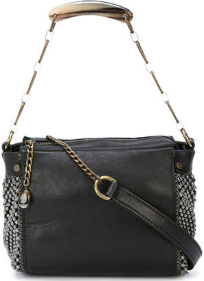 Laura B Bauletto shoulder bag