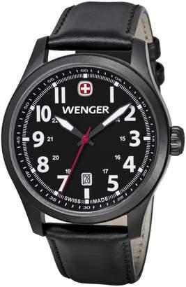 Wenger Swiss 01.0541.101 Terragraph Men's Watch