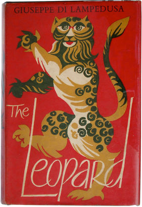 The Leopard, First UK Printing, 1960