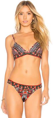Camilla Back Clip Bikini Top