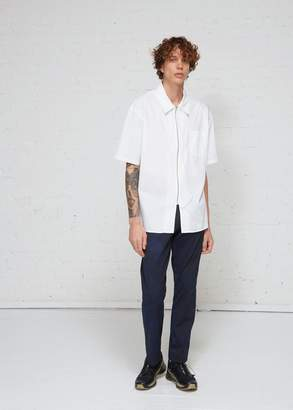 Tonsure Zipper Shirt