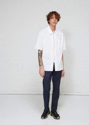 Tonsure Zipper Shirt