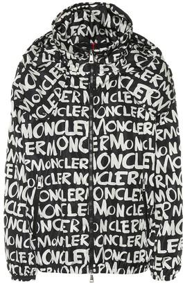 Moncler Hanoi logo jacket
