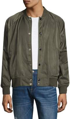 Life After Denim Men's Flight Snap Jacket