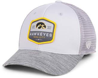 Top of the World Iowa Hawkeyes Hyjak Mesh Flex Stretch Fitted Cap