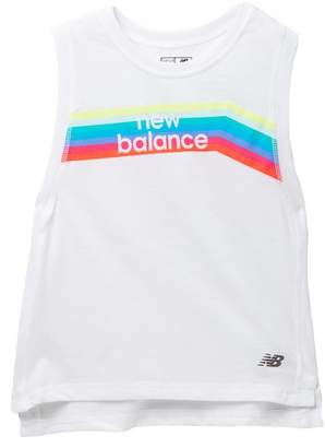 New Balance Fashion Tank (Big Girls)