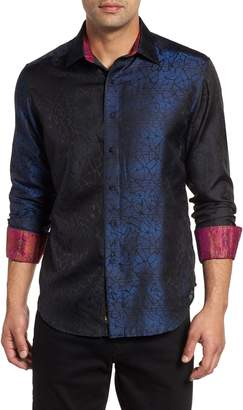 Robert Graham Seibelesk Limited Edition Classic Fit Silk Sport Shirt