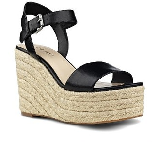Women's Nine West Do It Right Platform Wedge Sandal $79.95 thestylecure.com