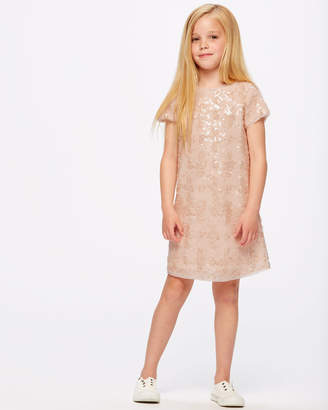 Jigsaw Stardust Sequin Dress