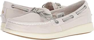 Sperry Women's Oasis Canal Canvas Boat Shoe