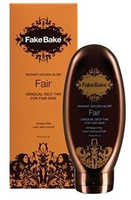 Fake Bake Lux Golden Bronze Gradual Fair