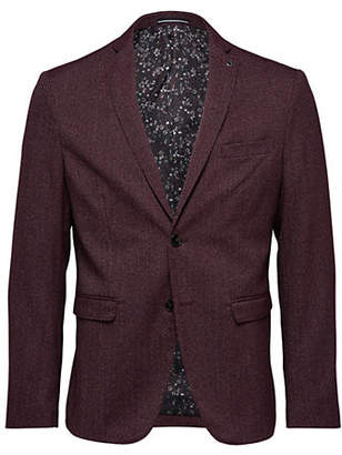 Selected Slim-Fit Cain Blazer