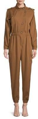 Ronny Kobo Lital Button Jumpsuit
