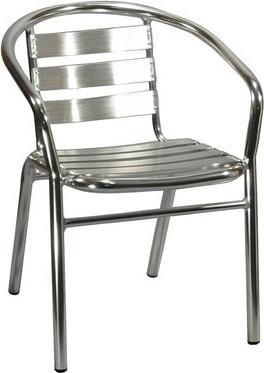 DHC Furniture Aluminum Patio Chair Furniture