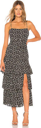 LIKELY Harlow Floral Sorel Dress