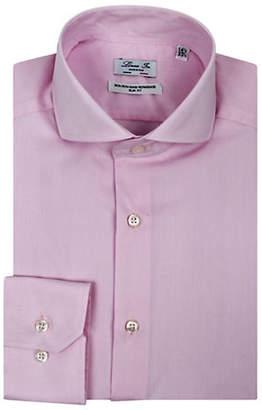 Linea IN Slim Fit Poplin Dress Shirt