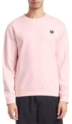 McQ Swallow Crewneck Sweatshirt