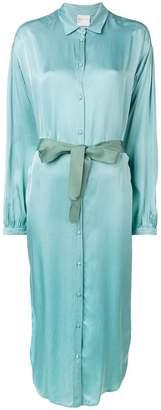 Forte Forte belted shirt dress