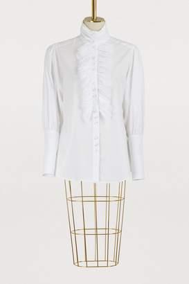 Dolce & Gabbana Jabot shirt