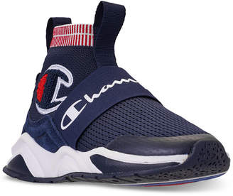 Champion (チャンピオン) - Champion Boys' Rally Pro Casual Athletic Sneakers from Finish Line