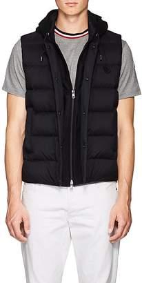 Moncler Men's Hooded Down Vest