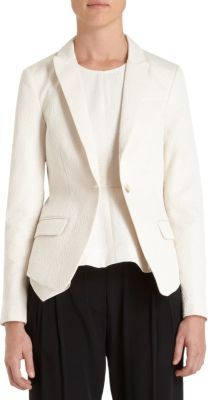 Elizabeth and James Abigail Blazer