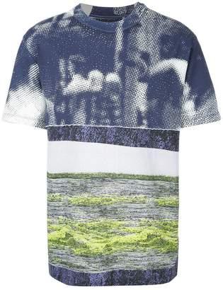Maison Margiela graphic printed T-shirt