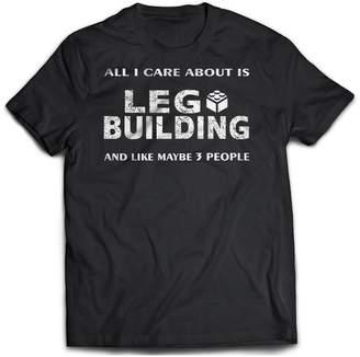 Lego District Shirts building Unisex T-Shirt, (M)