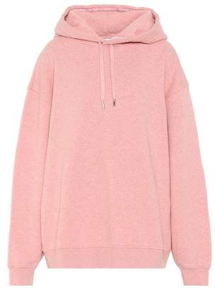Acne Studios Oversized hooded cotton sweatshirt