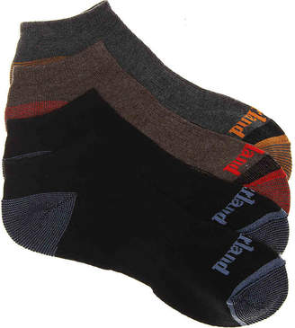 Timberland Outdoor Leisure No Show Socks - 4 Pack - Men's