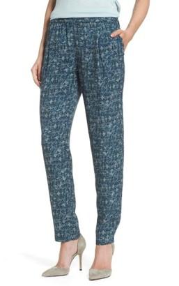 Women's Nic+Zoe Seaglass Print Pants $138 thestylecure.com