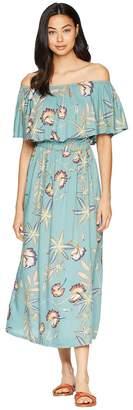 Roxy Technicolor Sky Woven Dress Women's Dress