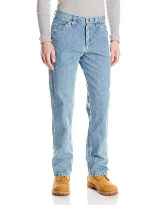 Lee Men's Dungarees Loose-Fit Carpenter Jean