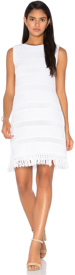 Kate Spade kate spade new york Fringe Sweater Dress