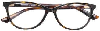 McQ Eyewear havana glasses