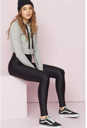 Garage High Rise Shiny Legging