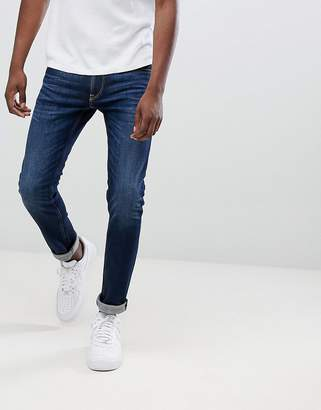 Replay Jondrill skinny stretch jeans dark wash