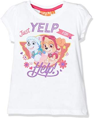 Nickelodeon Girl's Paw Patrol What A Good T-Shirt,(Manufacturer Size: 3 Years)