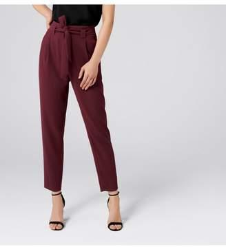 Ever New Natasha Highwaist Tie Front Pants